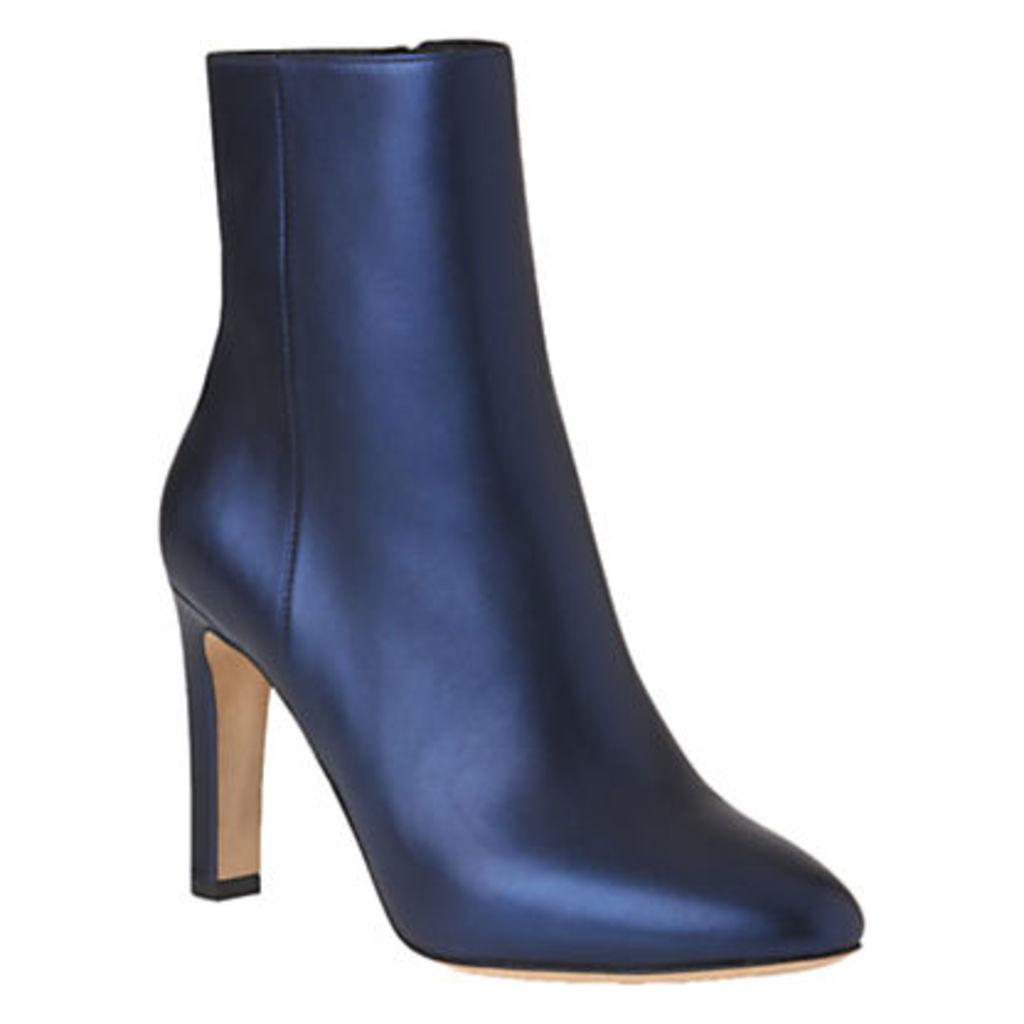 L.K. Bennett Edelle Block Heeled Ankle Boots