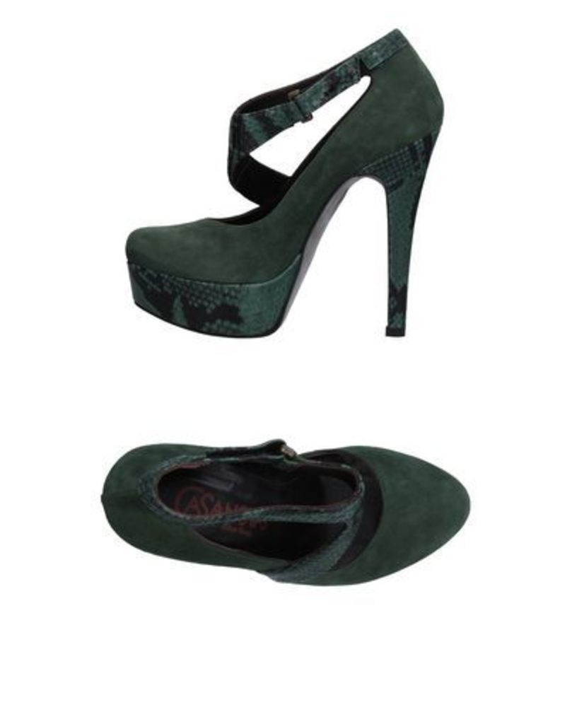 CASANOVAS FOOTWEAR Courts Women on YOOX.COM