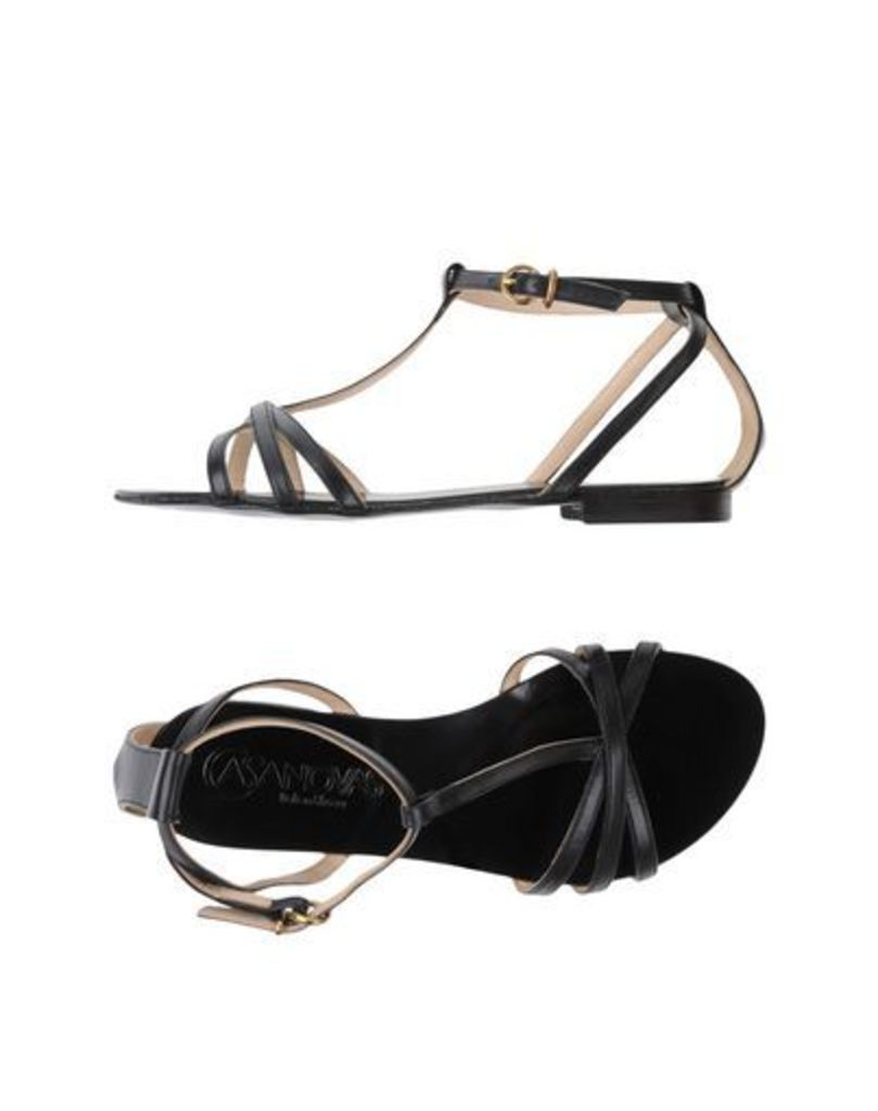 CASANOVAS FOOTWEAR Sandals Women on YOOX.COM