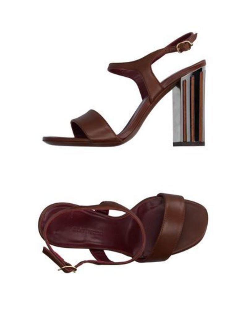 L' AUTRE CHOSE FOOTWEAR Sandals Women on YOOX.COM