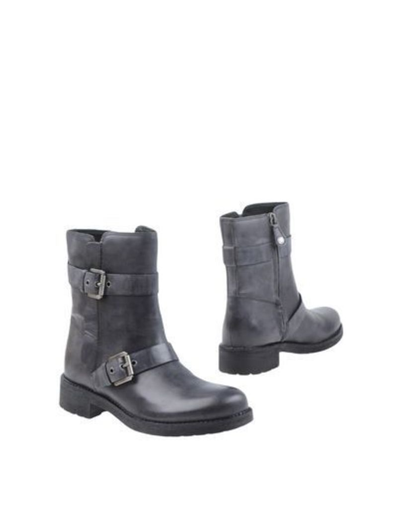 GEOX FOOTWEAR Ankle boots Women on YOOX.COM