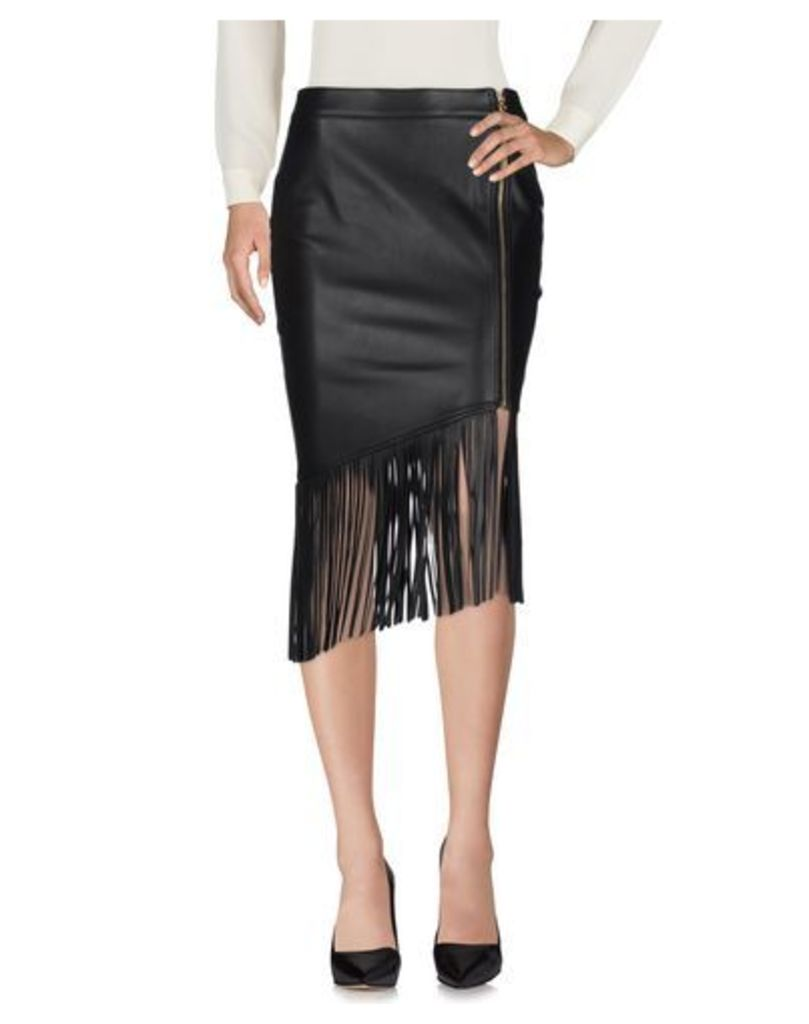 FOREVER UNIQUE SKIRTS Knee length skirts Women on YOOX.COM