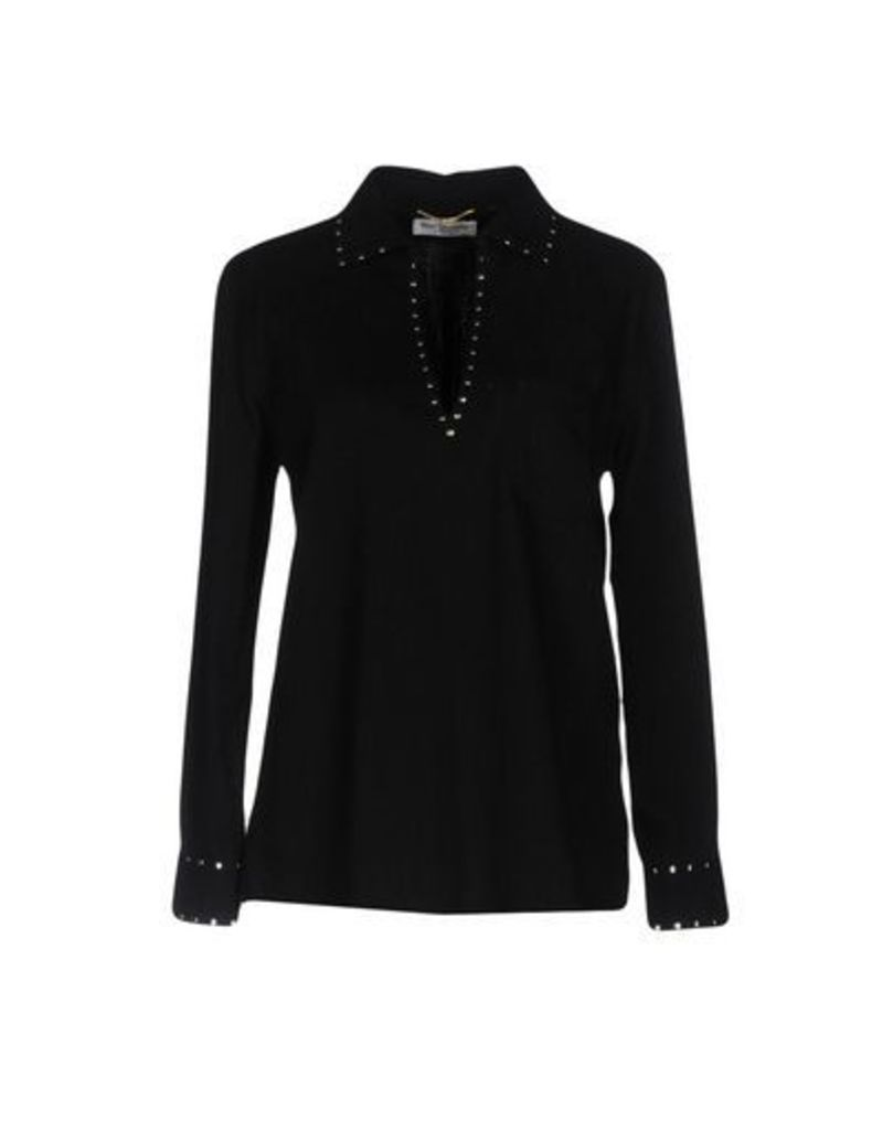 SAINT LAURENT DENIM Denim shirts Women on YOOX.COM