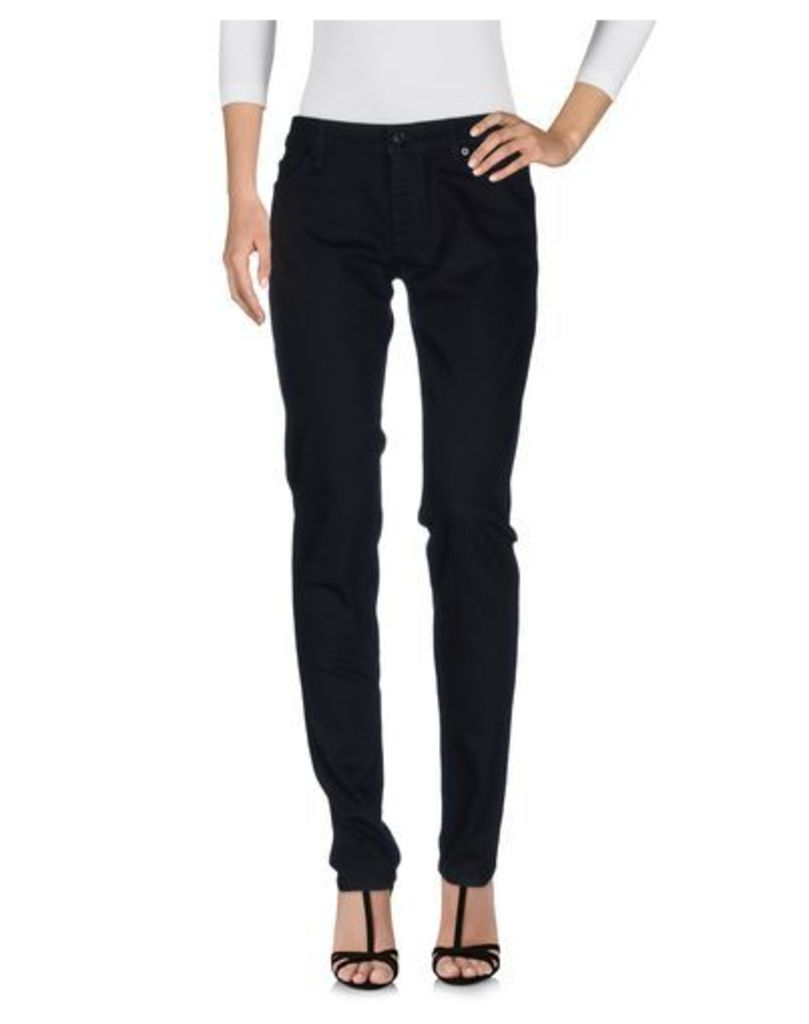 7 FOR ALL MANKIND DENIM Denim trousers Women on YOOX.COM