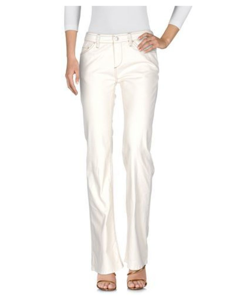 ISABEL MARANT ÉTOILE DENIM Denim trousers Women on YOOX.COM