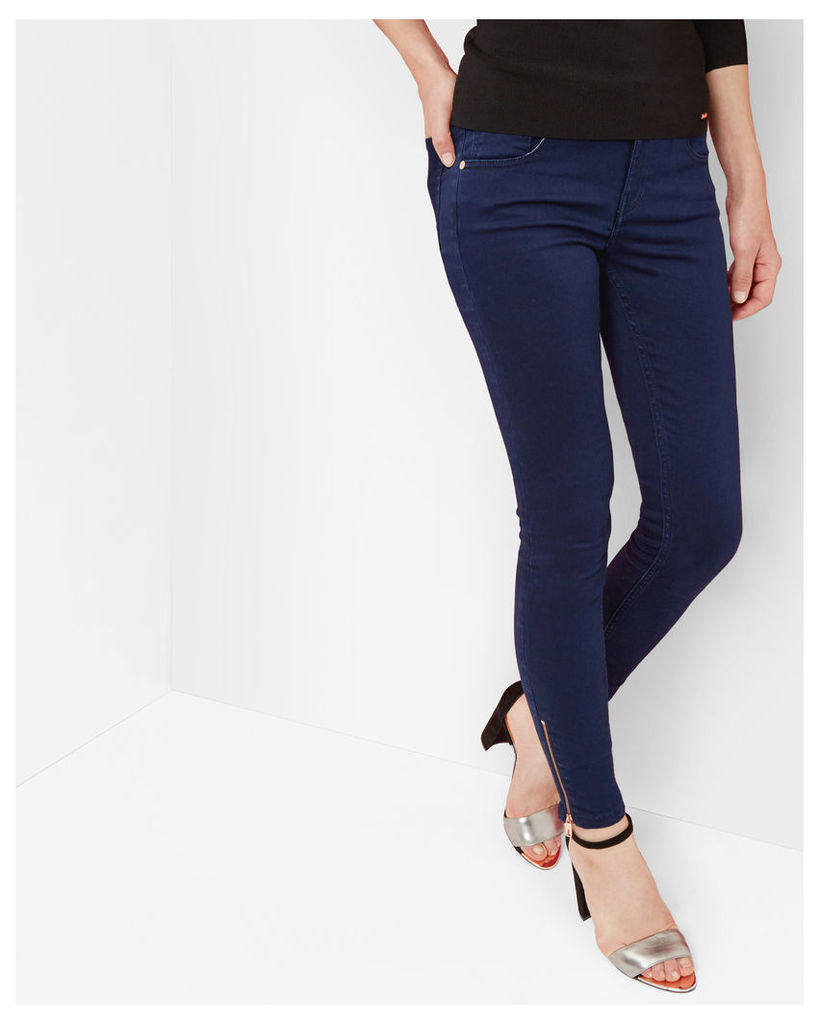 Ted Baker Super skinny rinse wash jeans Navy
