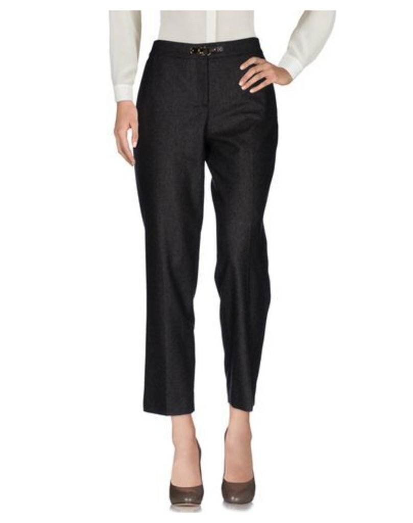 SALVATORE FERRAGAMO TROUSERS Casual trousers Women on YOOX.COM