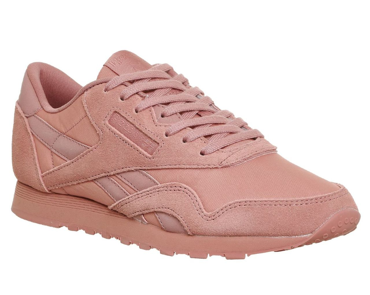 Reebok CI Nylon Trainers, Rose