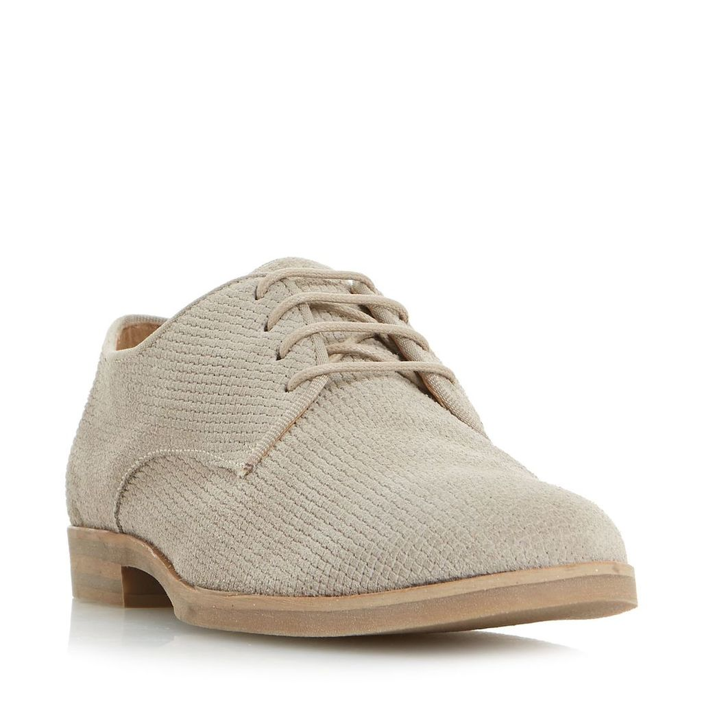 Dune Fadia Brogue Shoes, Taupe
