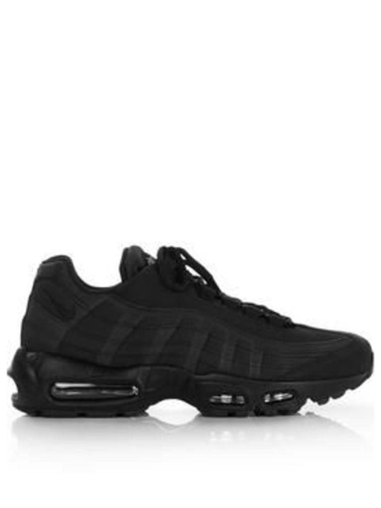 Nike Air Max 95 Trainers - Black