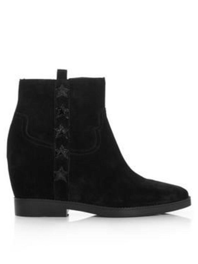 Ash Goldie Ankle Boots - Black