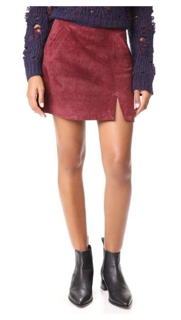 Blank Denim Ruby Skirt