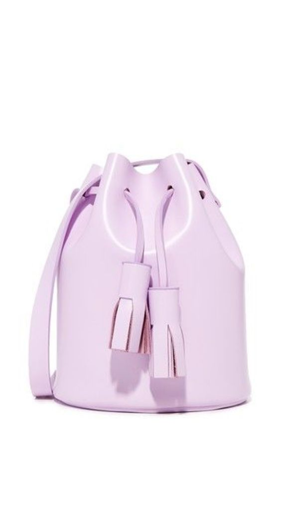 Building Block Mini Bucket Bag