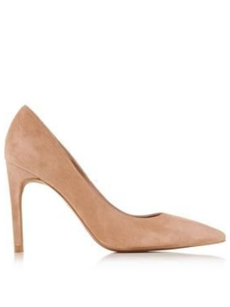 Whistles Cornel Pump Court Shoe - Nude