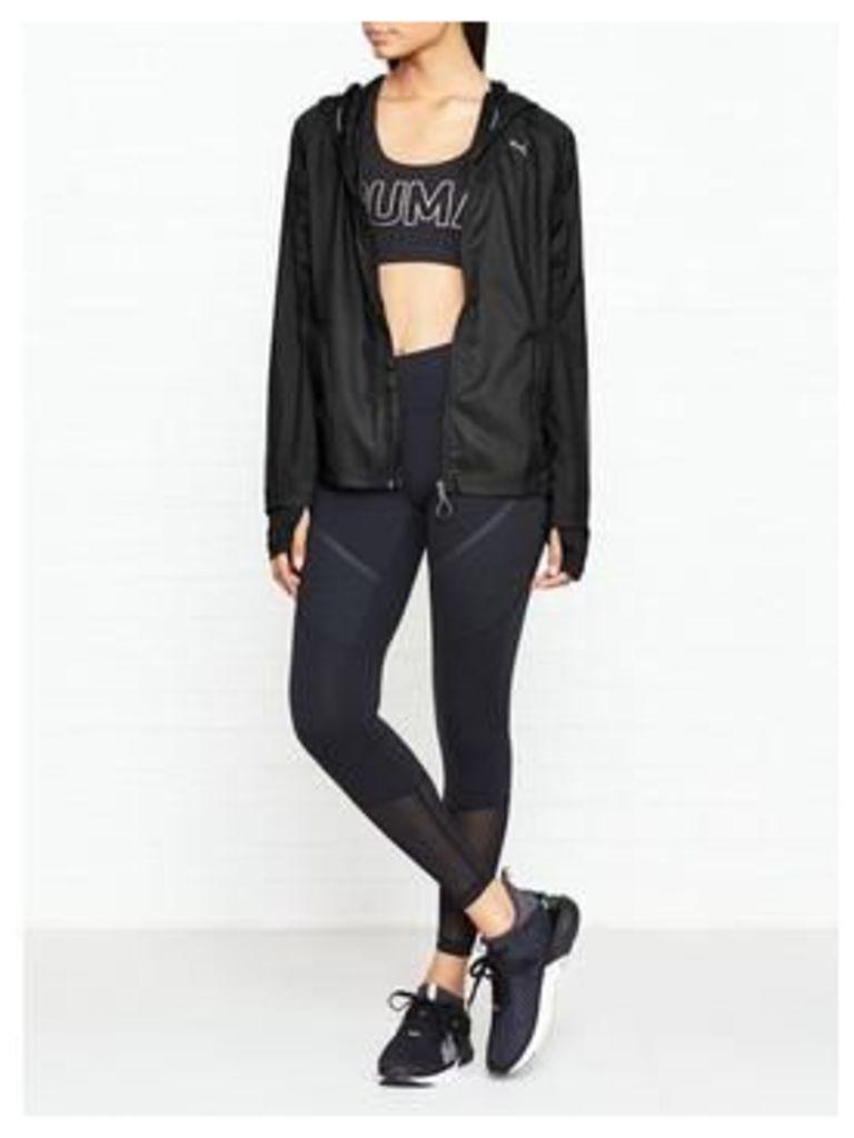 Puma Nightcat Jacket- Black
