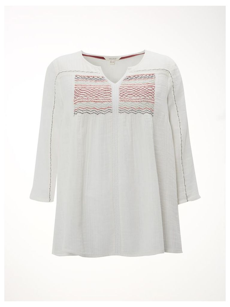 Spirit Wanderer Smock Top