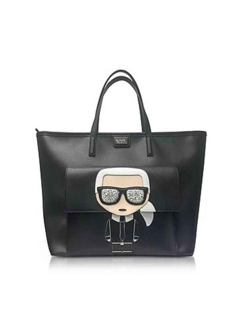 Karl Lagerfeld - K/Ikonik Face Tote Bag