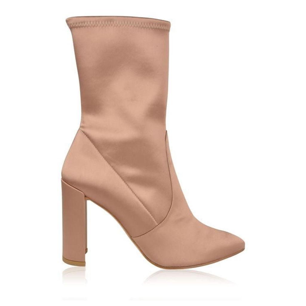 STUART WEITZMAN Clinger Heeled Boots