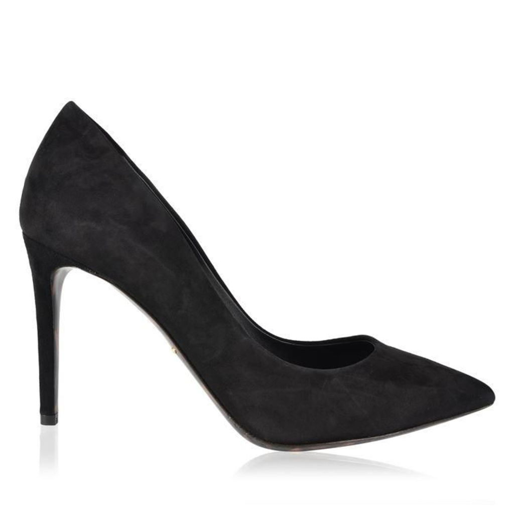 DOLCE AND GABBANA Kate Suede Pumps