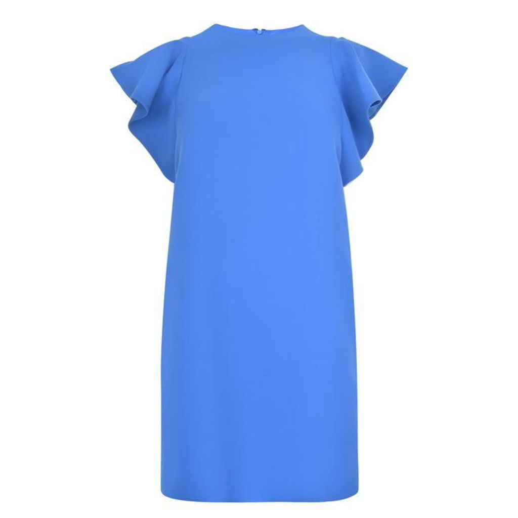 VICTORIA BY VICTORIA BECKHAM Flounce Dress
