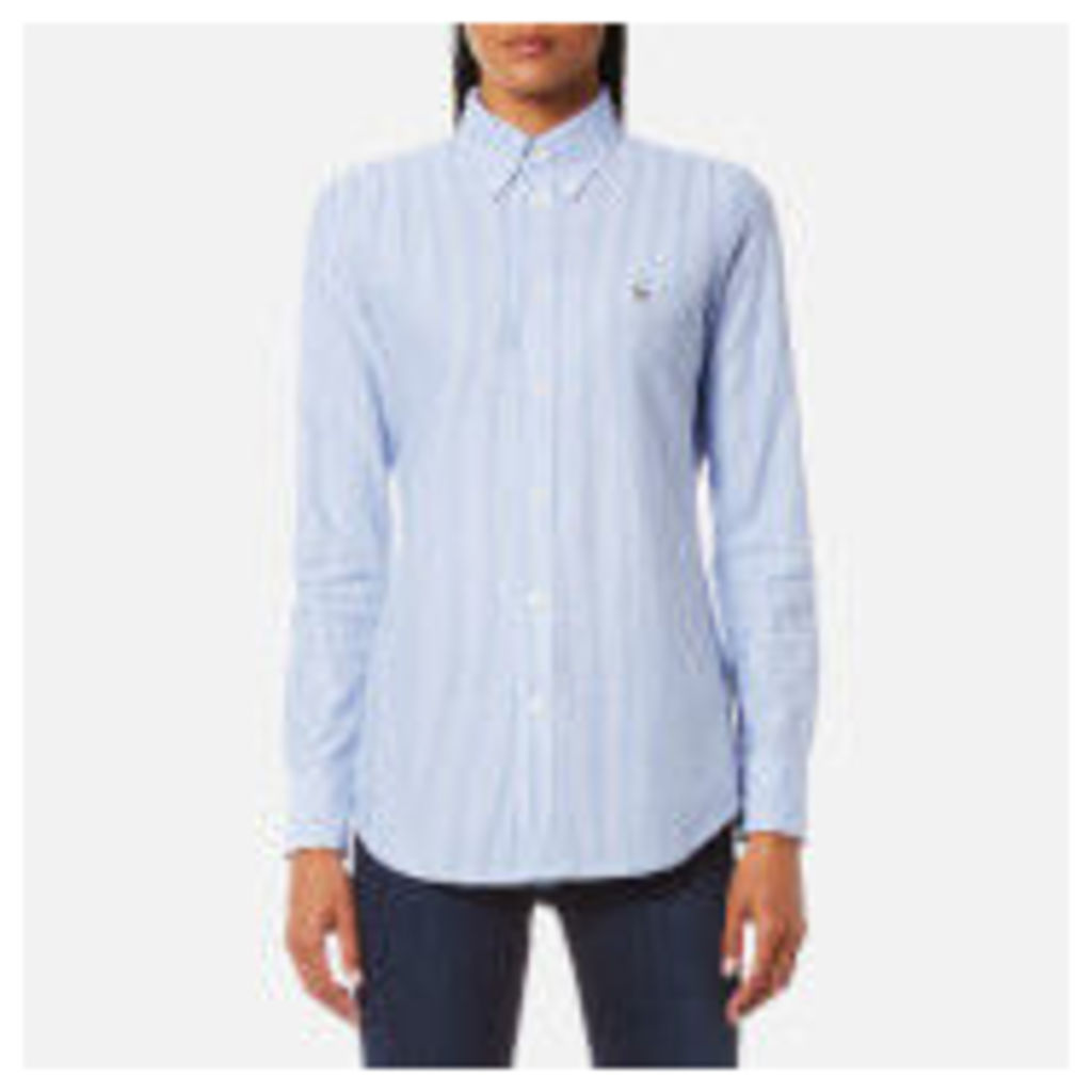 Polo Ralph Lauren Women's Heidi Shirt - Harbour Island Blue
