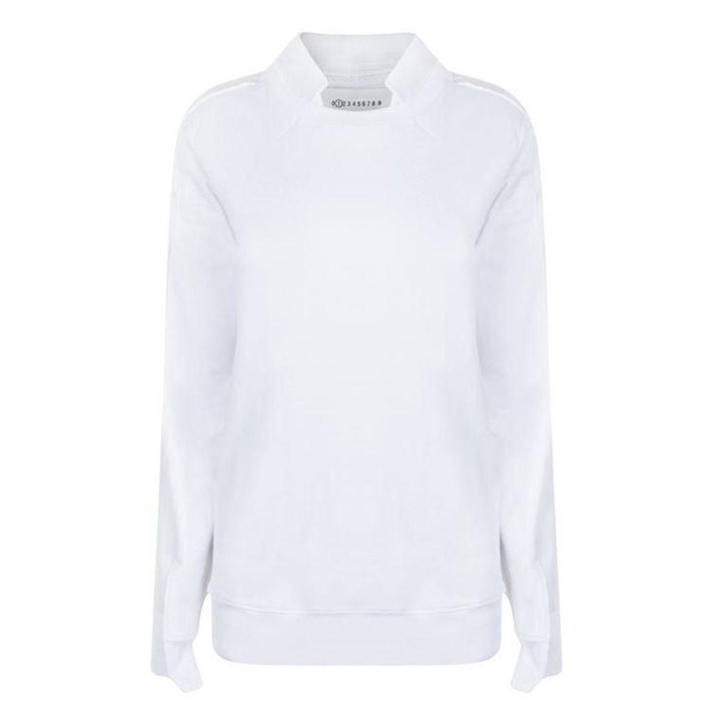 MAISON MARGIELA Crew Sweatshirt