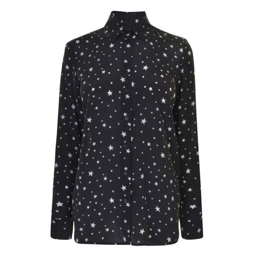 ZOE KARSSEN Stars Print Shirt