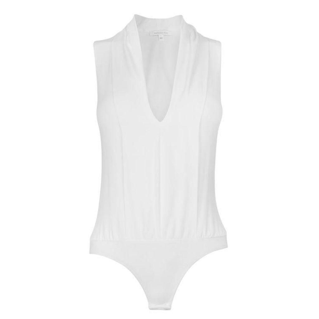 PATRIZIA PEPE Sleeveless Bodysuit
