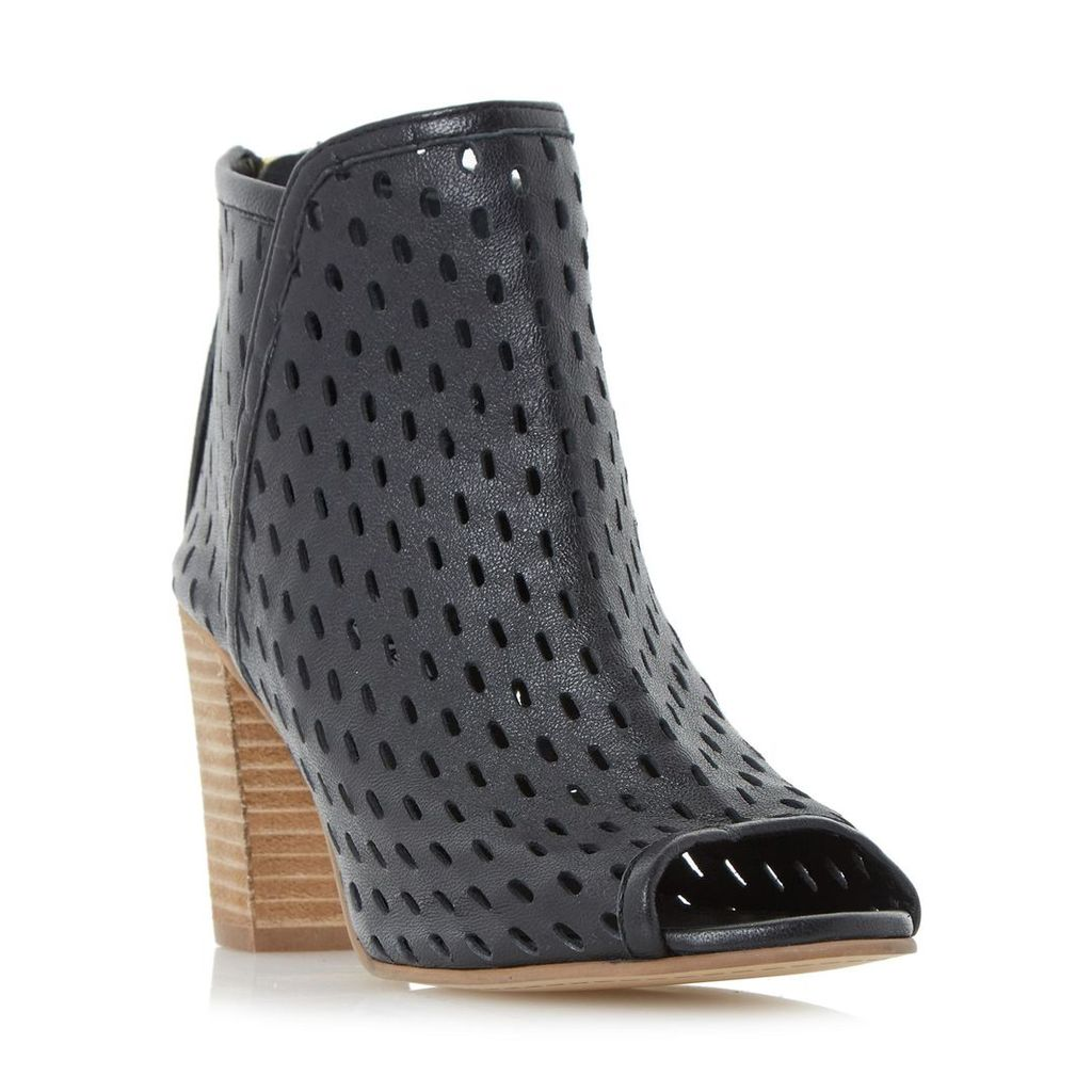 Iola Perforated Foot Coverage Sandal