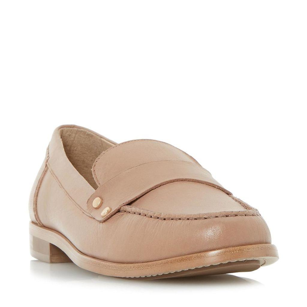 Giovani Stud Detail Penny Loafer Shoe