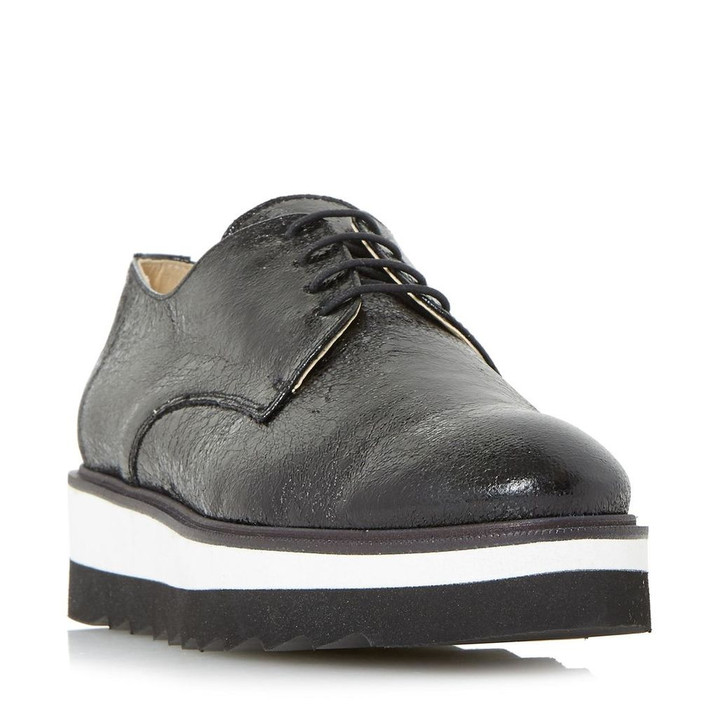 Faryl Lace Up Flatform Shoe