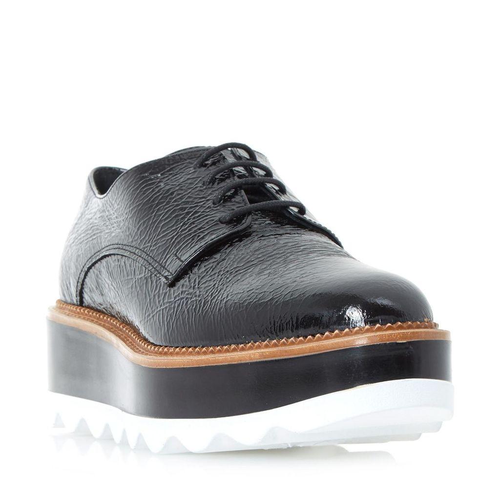 Flynne Flatform Lace Up Shoe