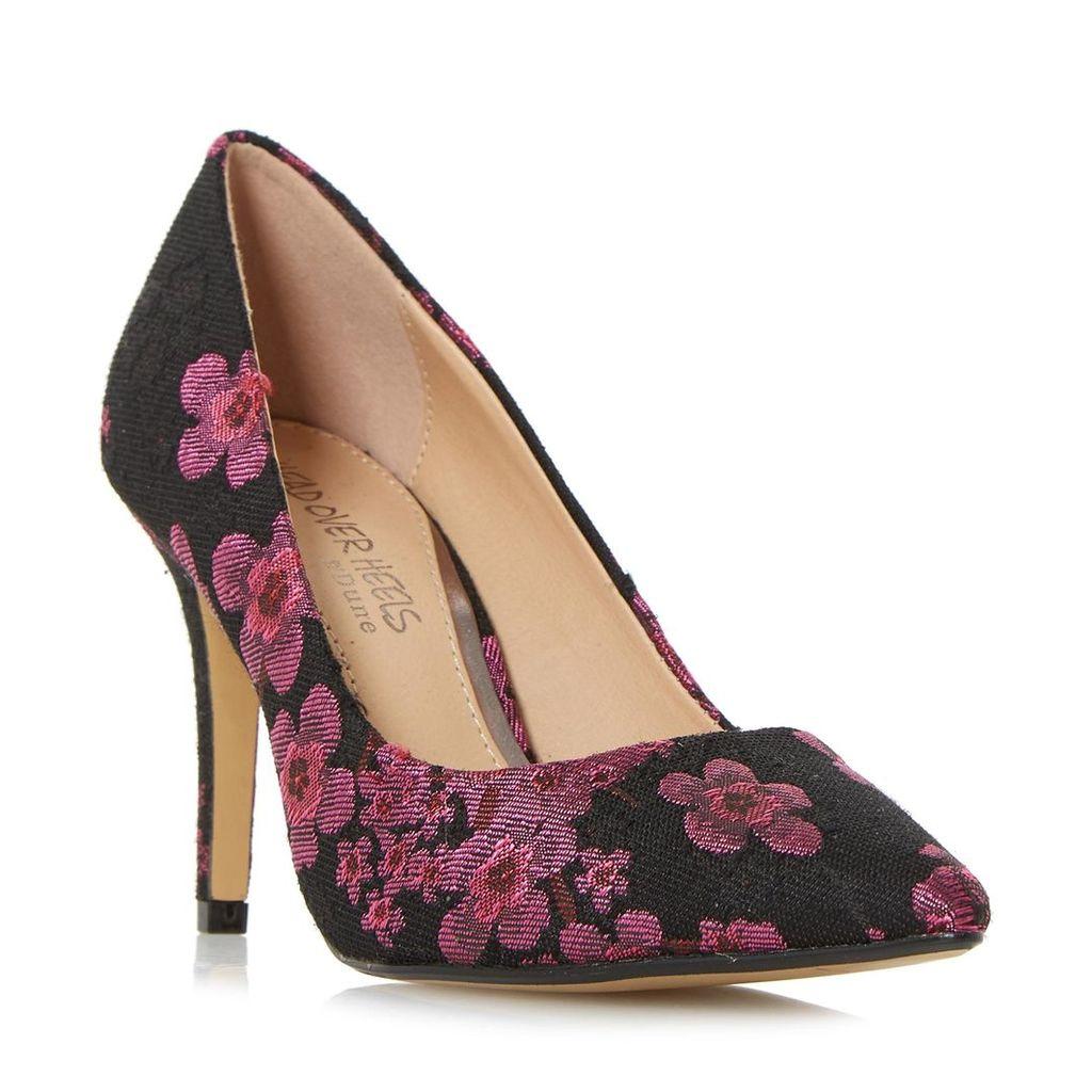 Alana Pointed Toe Stiletto Court Shoe