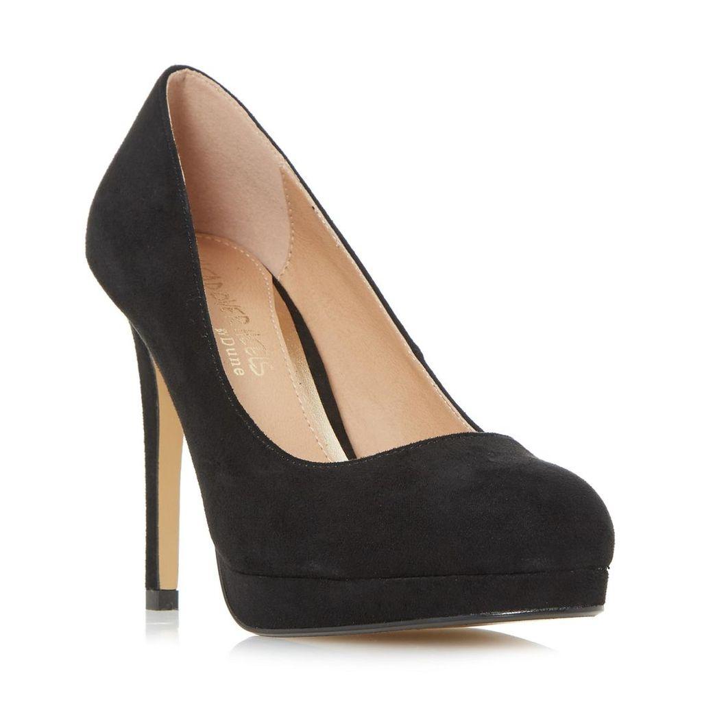 Allessia Platform Stiletto Court Shoe