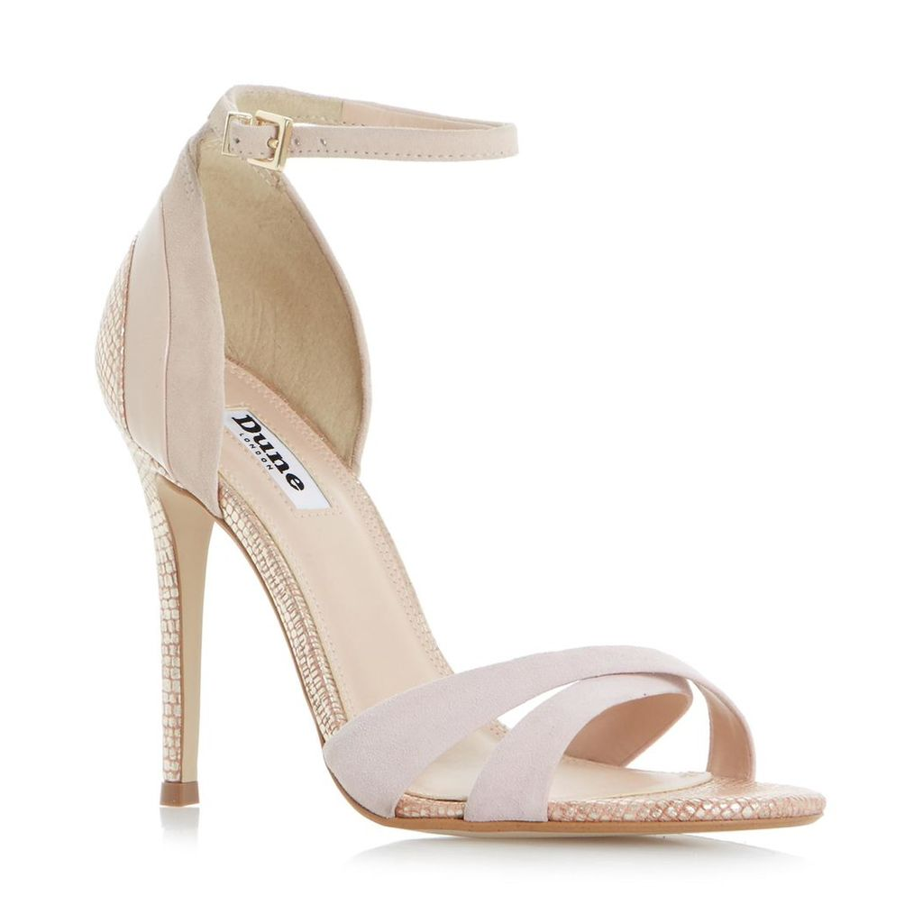Marcy High Heeled Strappy Sandal