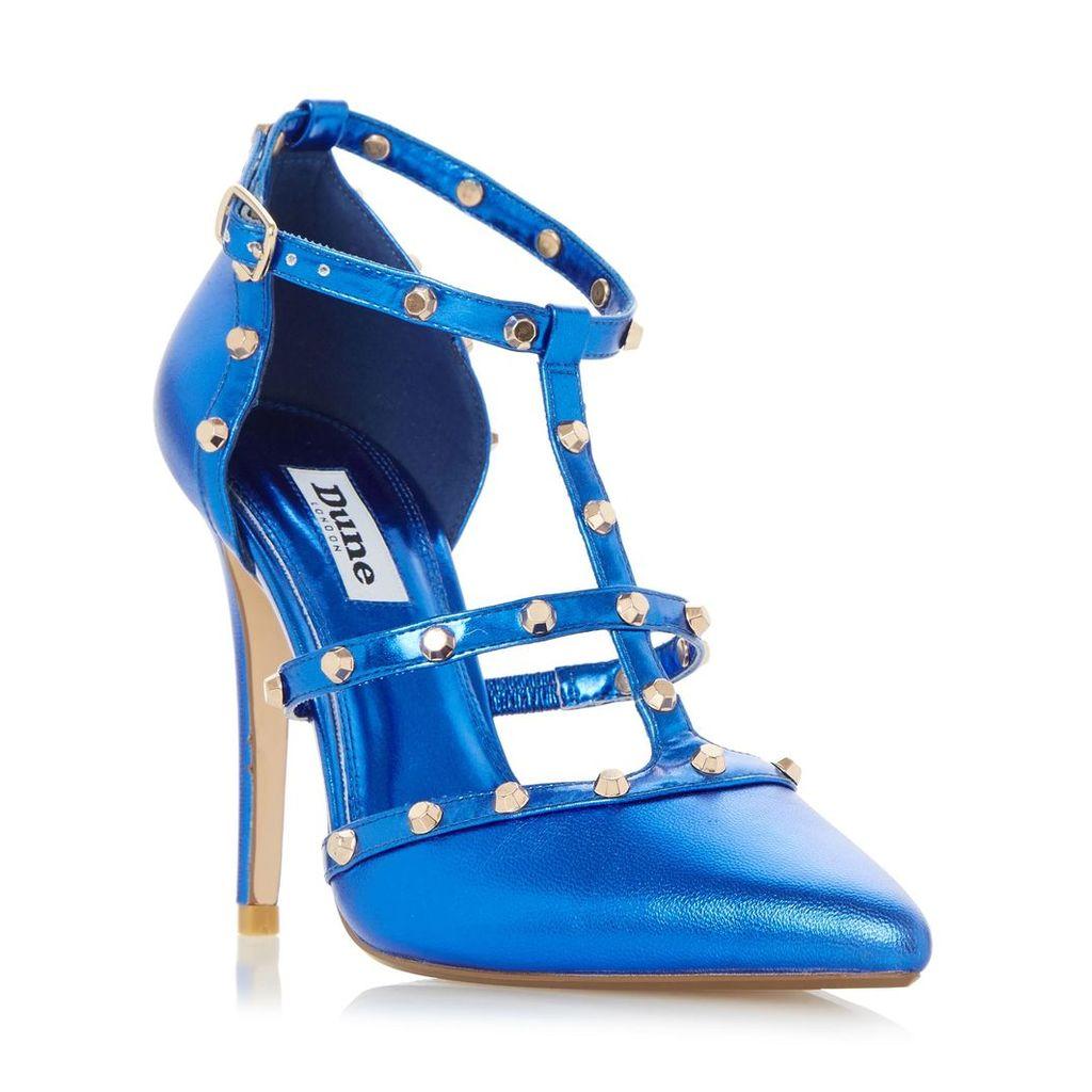Daenerys Studded High Heel Court Shoe