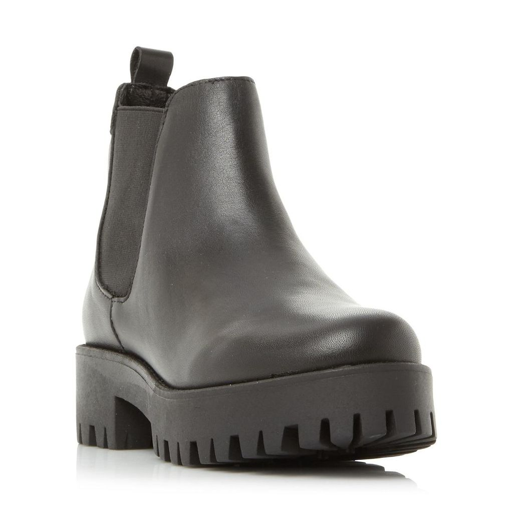 Bleeker Sm Cleated Sole Chelsea Ankle Boot