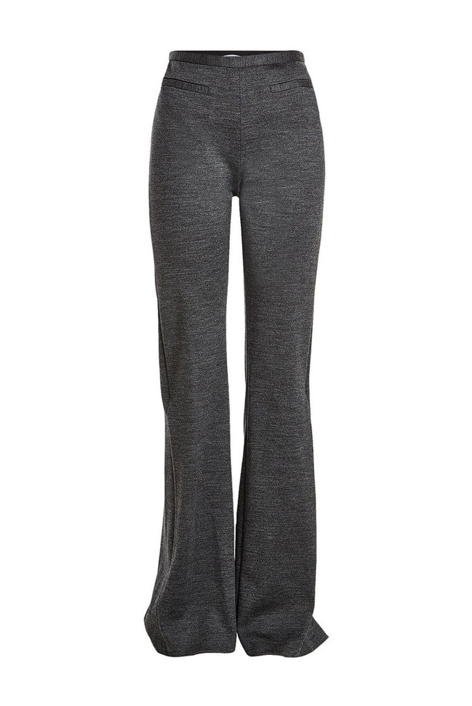 Rosetta Getty Flared Pants with Cotton