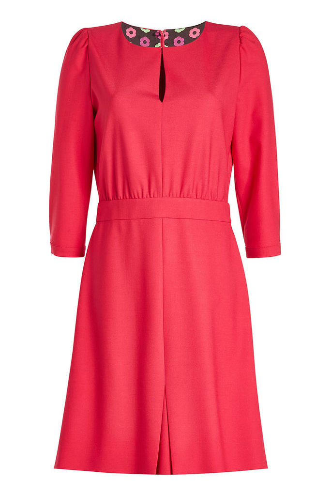 Boutique Moschino Dress with Wool