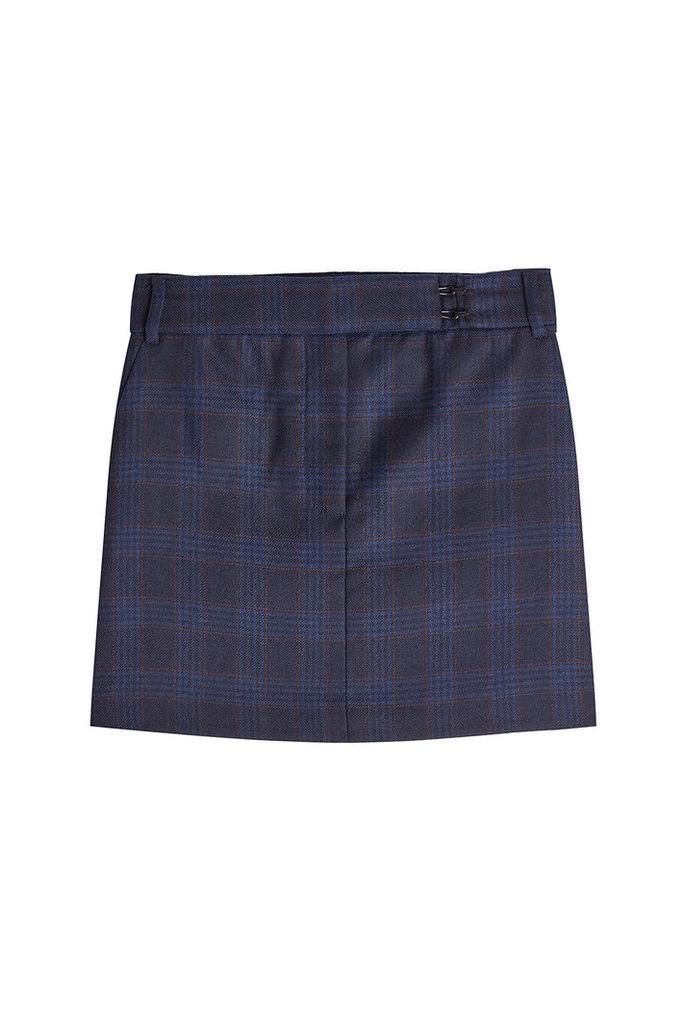 Tibi Wool Skirt