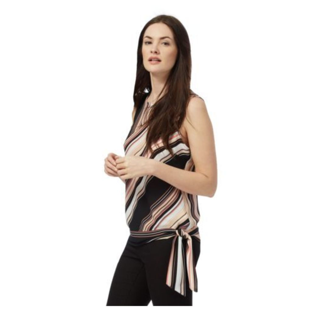 The Collection Womens Multi-Coloured Striped Top From Debenhams 8
