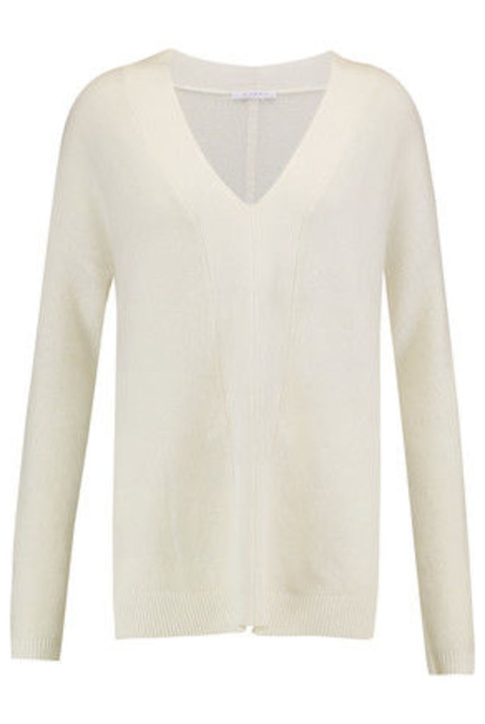 Duffy - Cashmere-blend Sweater - Ivory