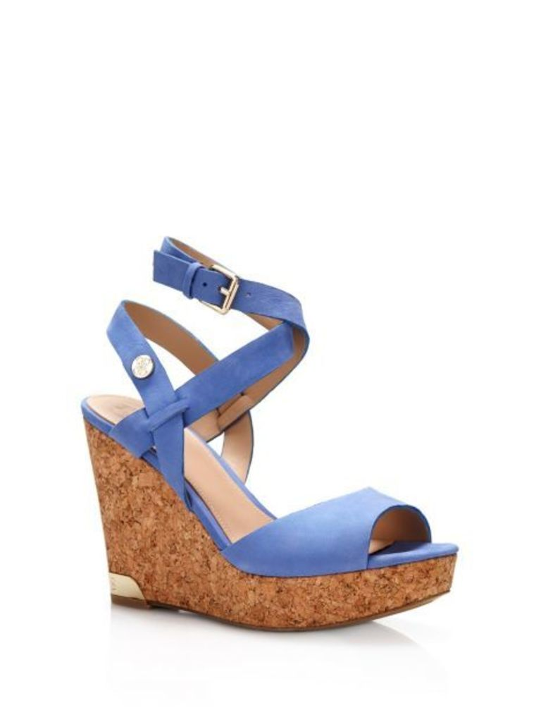 Guess Harana Suede Sandal