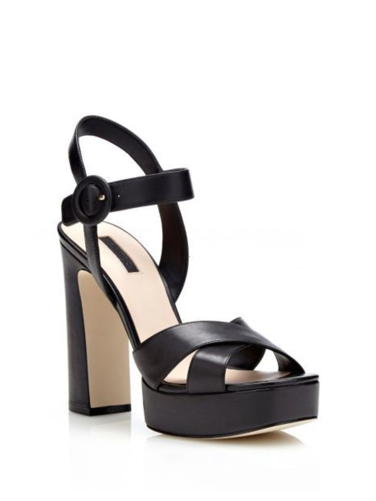 Guess Linsay Leather Sandal