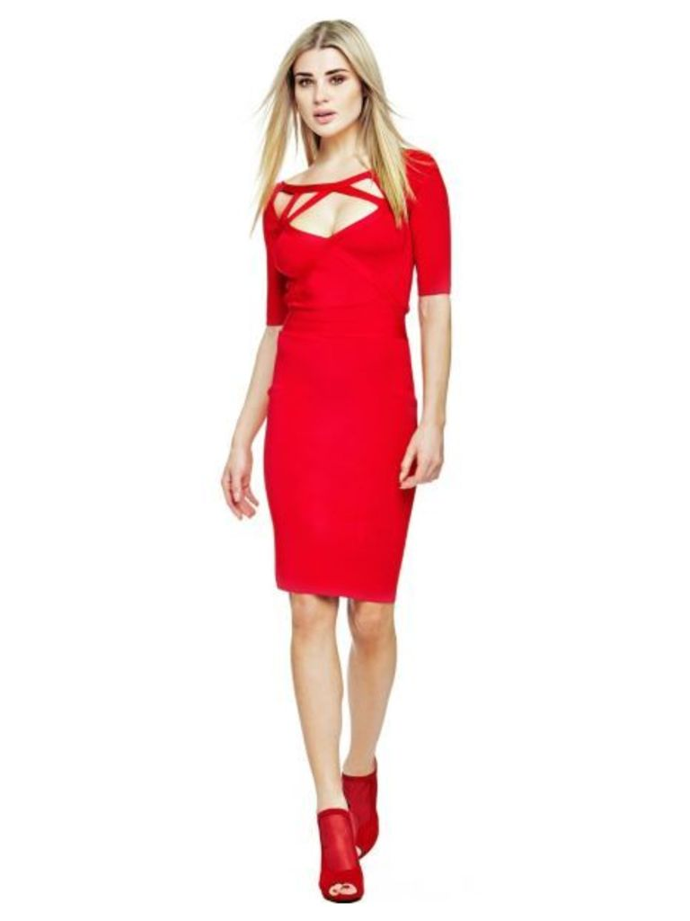 Marciano Guess Marciano Bandage Dress