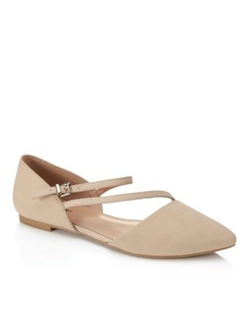 Call It Spring Two Piece Ballerina Shoes