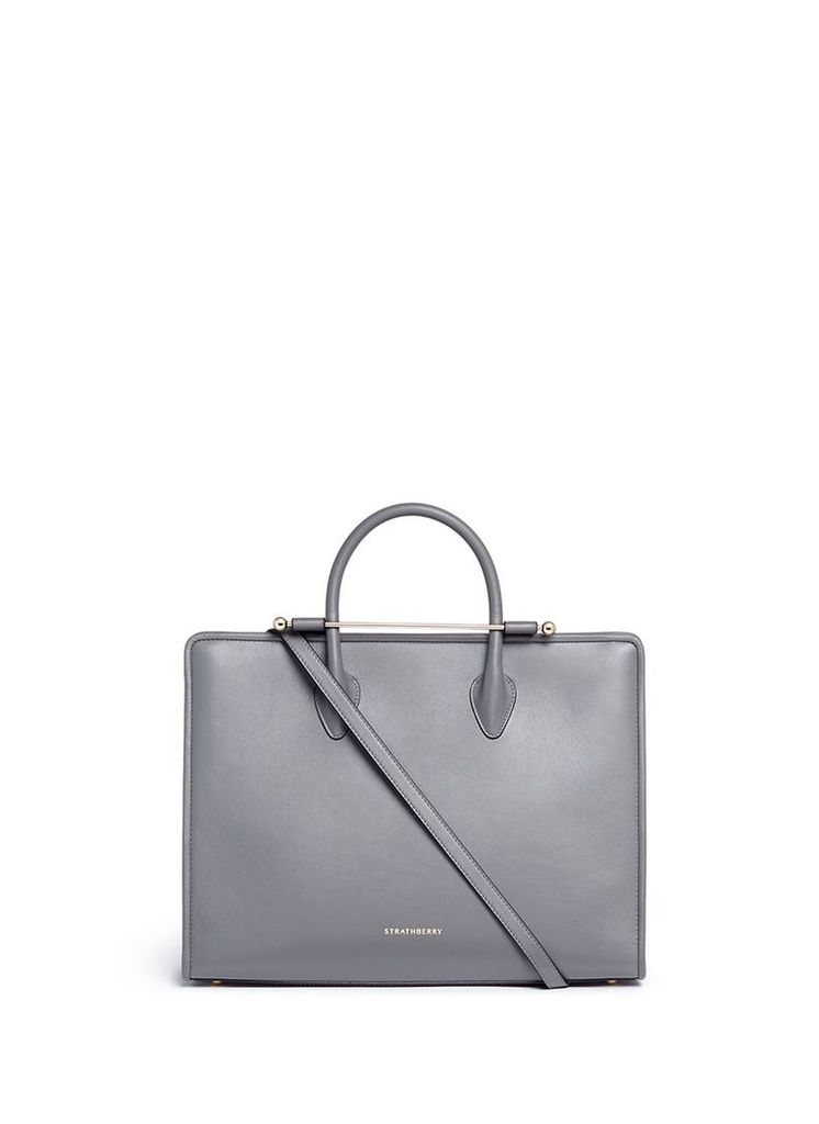 'The Strathberry' leather tote