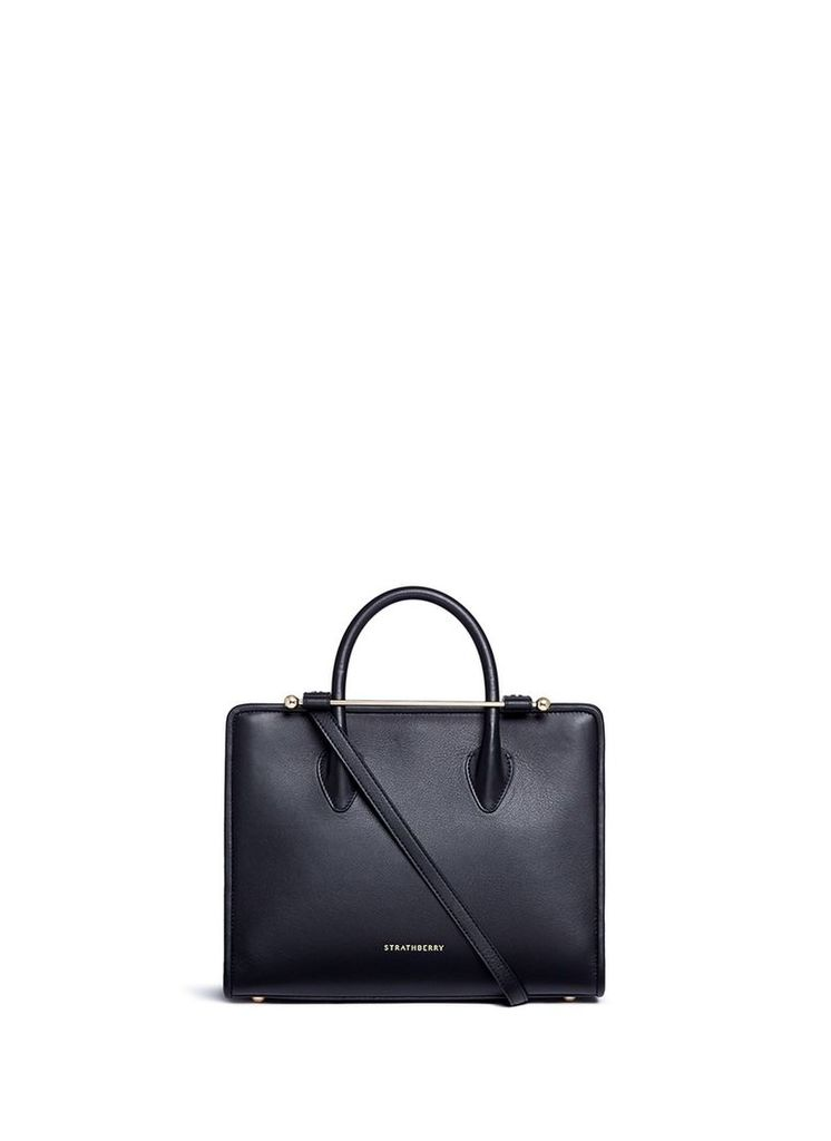 'The Strathberry Midi' leather tote
