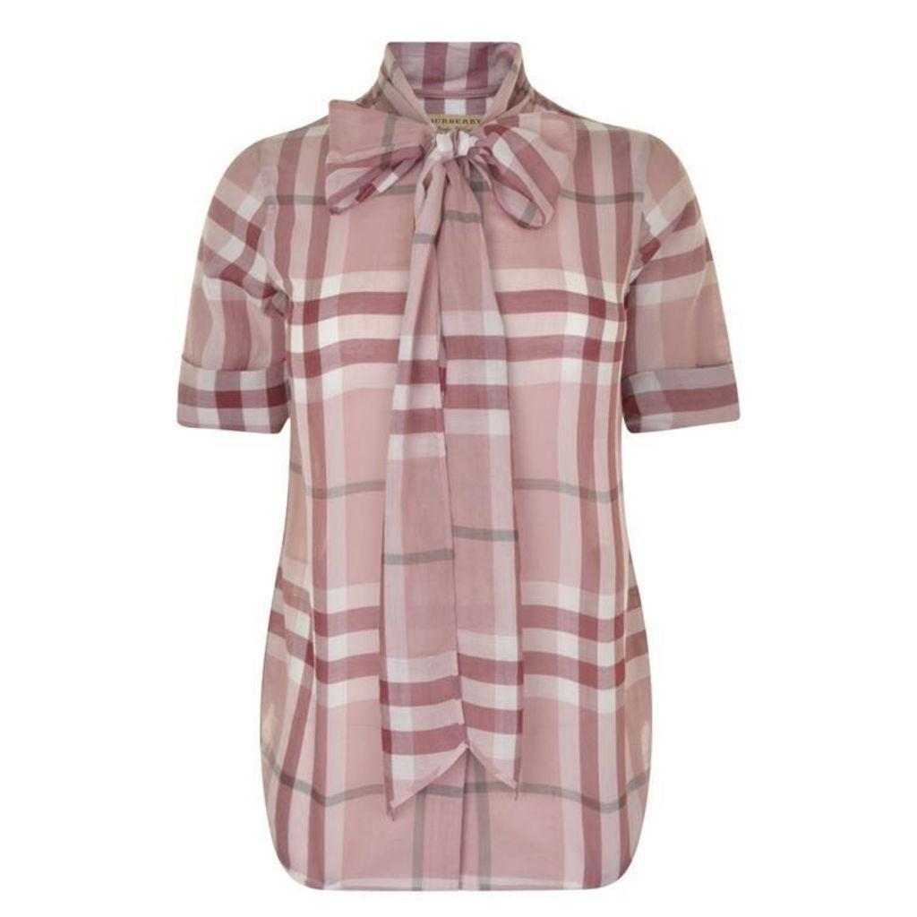 BURBERRY LONDON Check Shirt