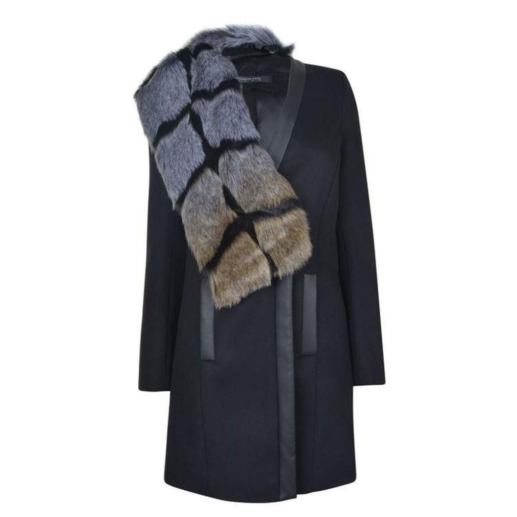 PATRIZIA PEPE Woollen Coat